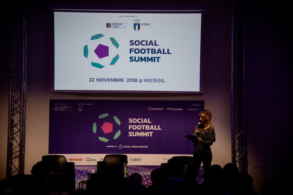 Panel 0 - Social Football Summit 2018