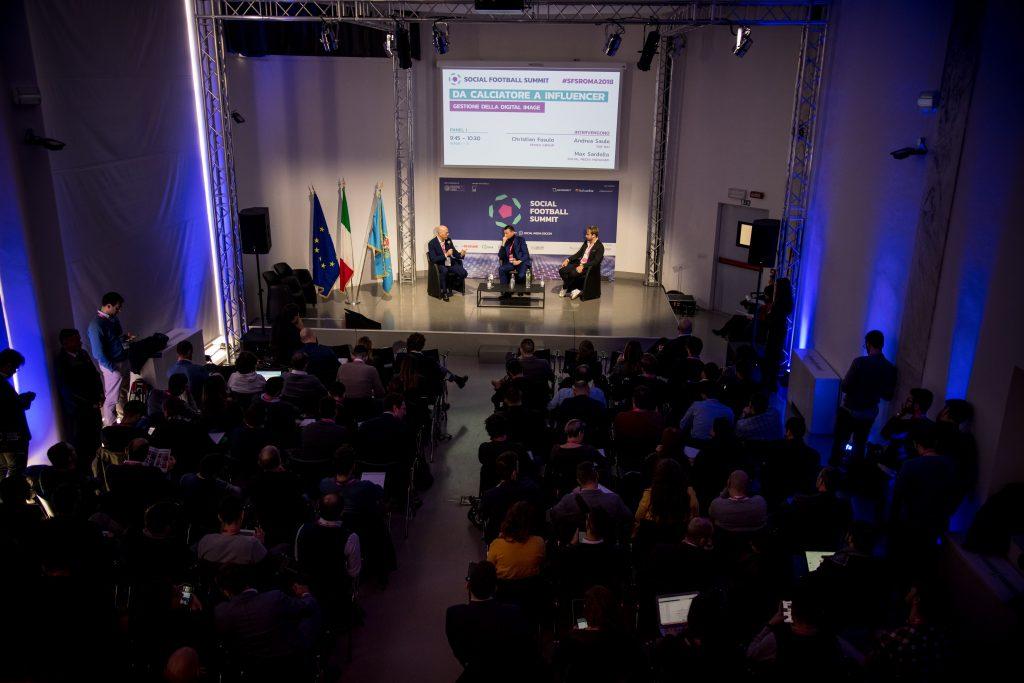 Panel 1 - Social Football Summit 2018