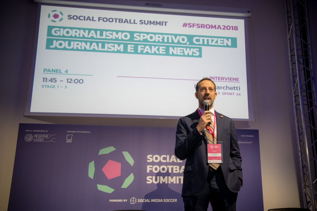 Panel 4 - Social Football Summit