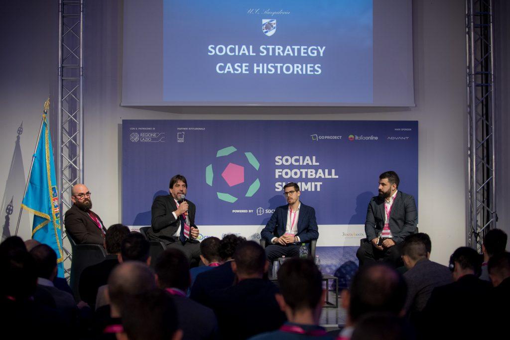 Panel 5 - Social Football Summit 2018