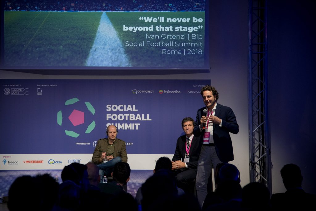 Panel 7 - Social Footbal Summit 2018