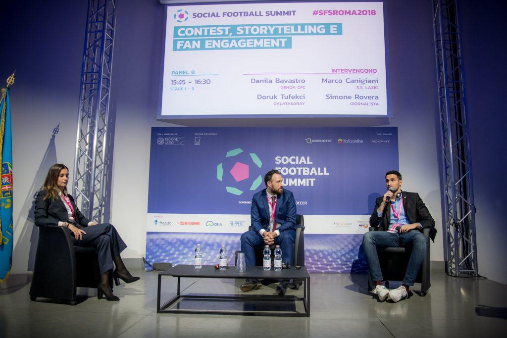 Panel 9 - Social Media Soccer 2018