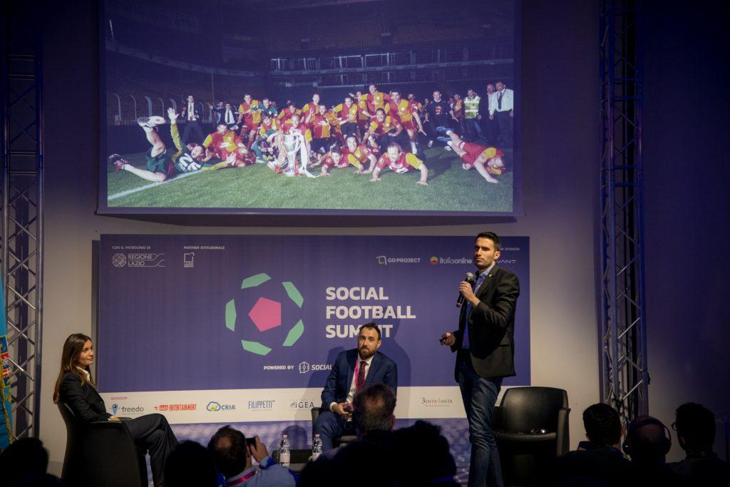 Panel 9 - Social Football Summit 2019